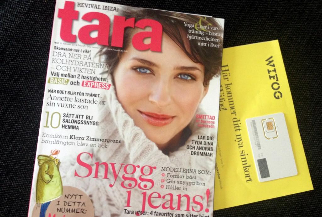 Gratis tidning Tara
