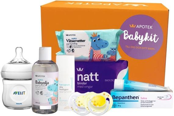 Babybox från Kronans Apotek