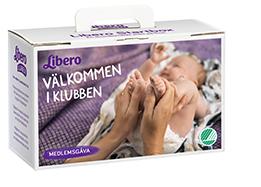 Gratis babybox från Liberoklubben
