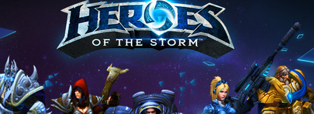 Beta-key heroes of the storm