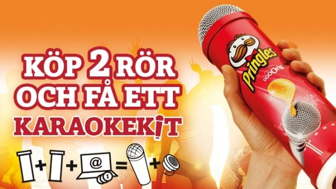 Pringles Samlarkampanj
