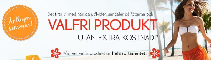 Gratis produkt