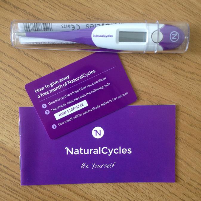 NaturalCycles gratis