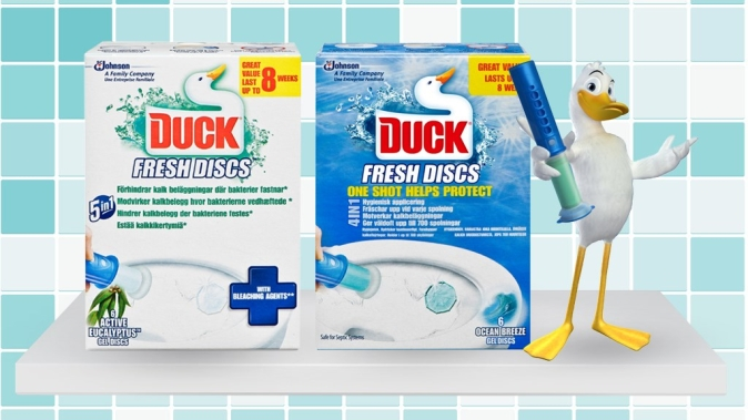 Duck testpilot