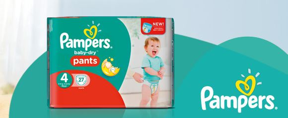Gratis pampers