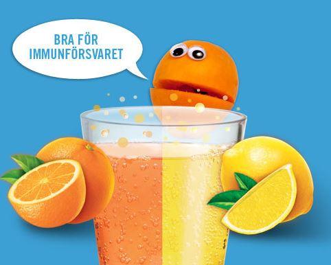 Gratis C-vitamin