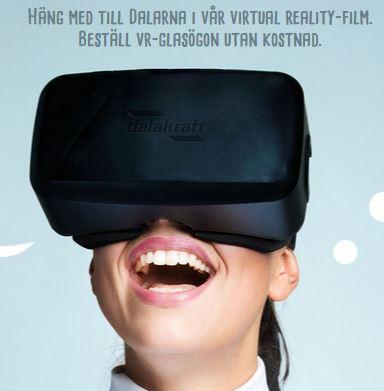 Gratis VR-glasögon