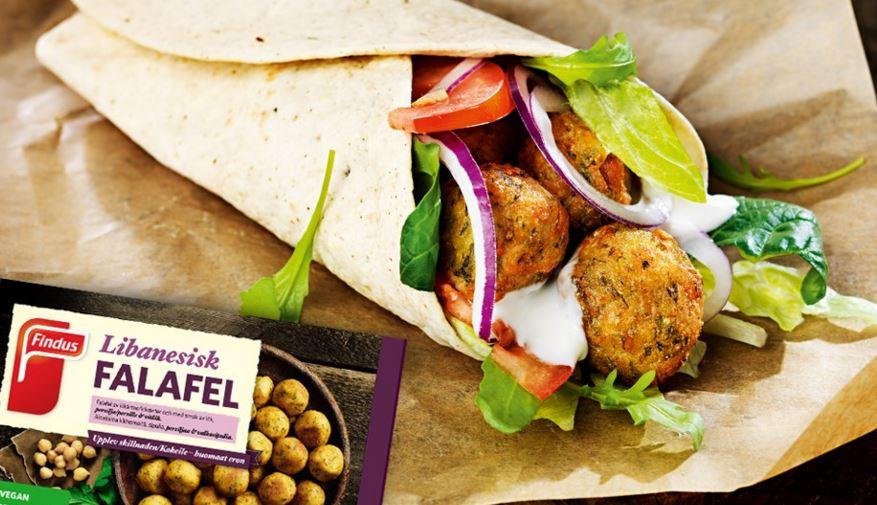 Gratis Falafel