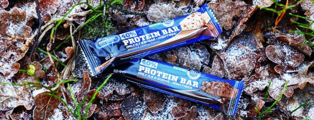 Gratis proteinbar