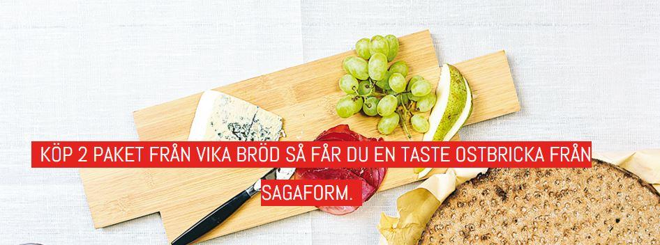 Samla & få ostbricka