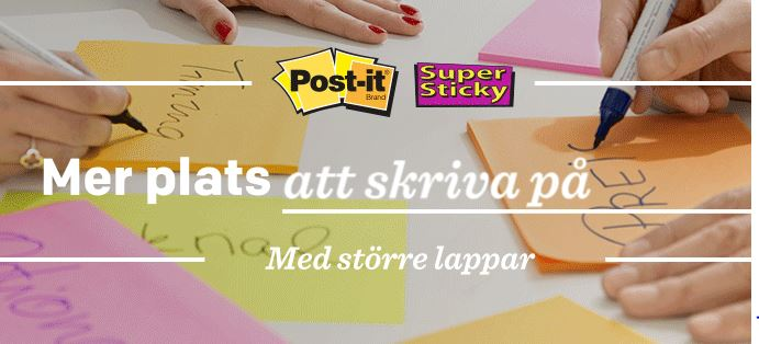 Gratis Post-it