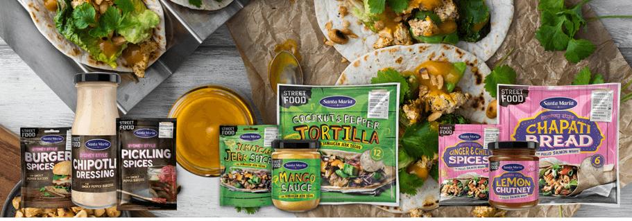 Gratis Street Food-kit (testpilot)