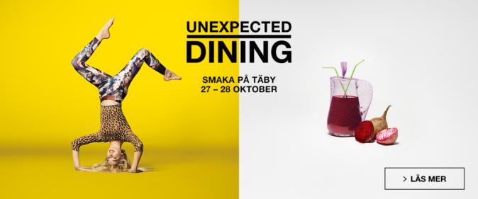 Gratis smakprov på Täby 27-28/10 (Stockholm)