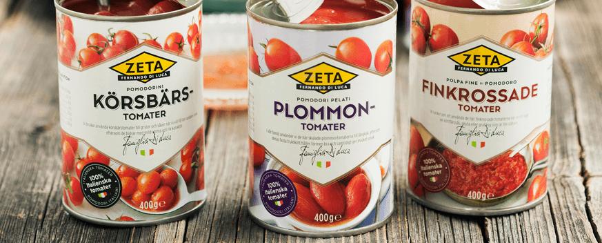 Gratis Zeta tomat (testpilot)