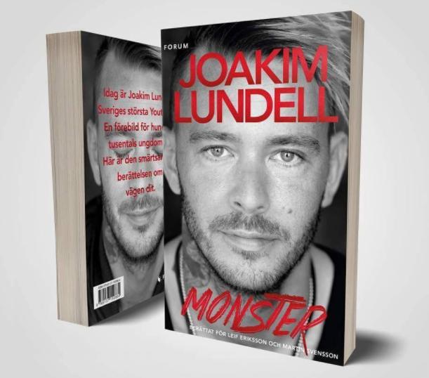 Joakim Lundell Monster - Gratis