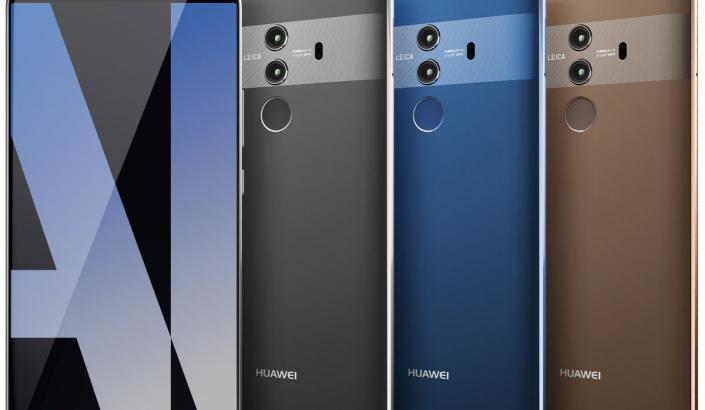 Huawei Mate 10 Pro (Testpilot)