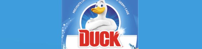 Gratis Duck Fresh Discs (samlarkampanj)