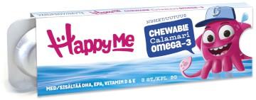 Gratis HappyMe omega-3 smakprov
