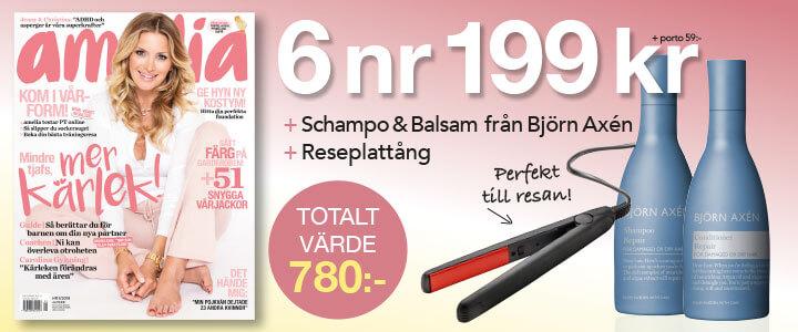 Tidningspremie: Plattång & Björn Axén produkter
