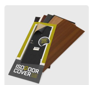 """Gratis prov på """"Isodoor Cover"""""""