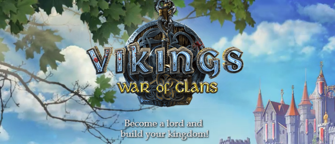 Gratis spel: Vikings War of Clans