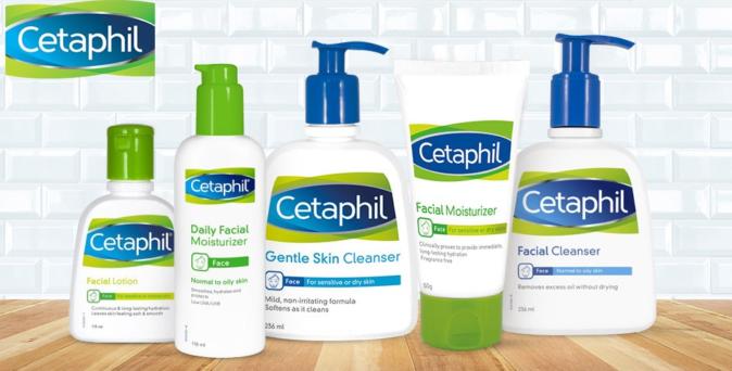 Gratis Cetaphil (testpilot)