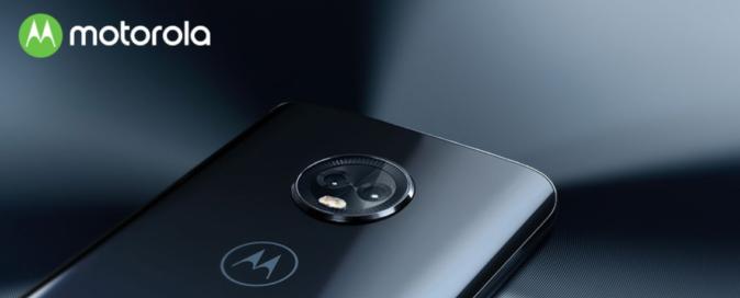 Gratis mobiltelefon: Moto G6 Plus (tespilot)