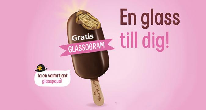 Gratis Glass på GratisFikan