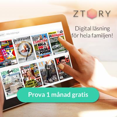 Gratis första månaden - Ztory