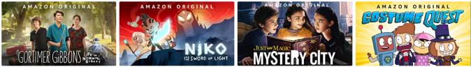 Streama filmer & serier, barnfilmer gratis hos Prime Video