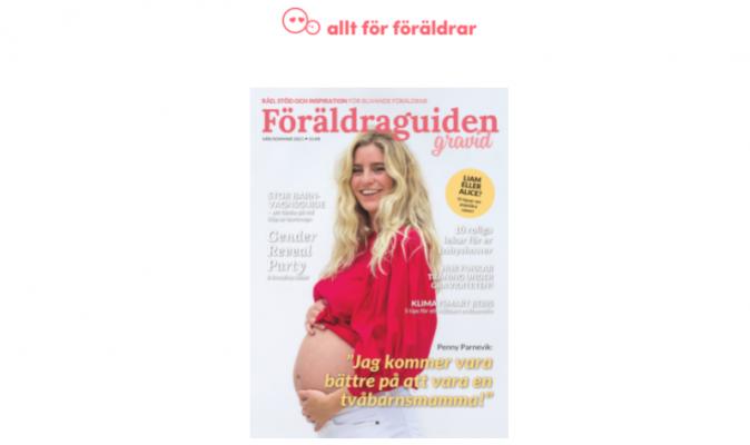 Gratis Allt för föräldrar-tidning för dig som är gravid