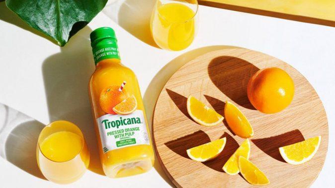 Testpilot - Gratis Tropicana Orange Juice